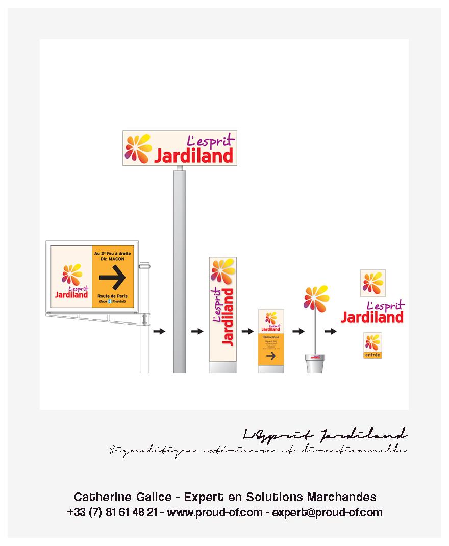 Proud Of - Catherine Galice - e-Portfolio - Esprit Jardiland