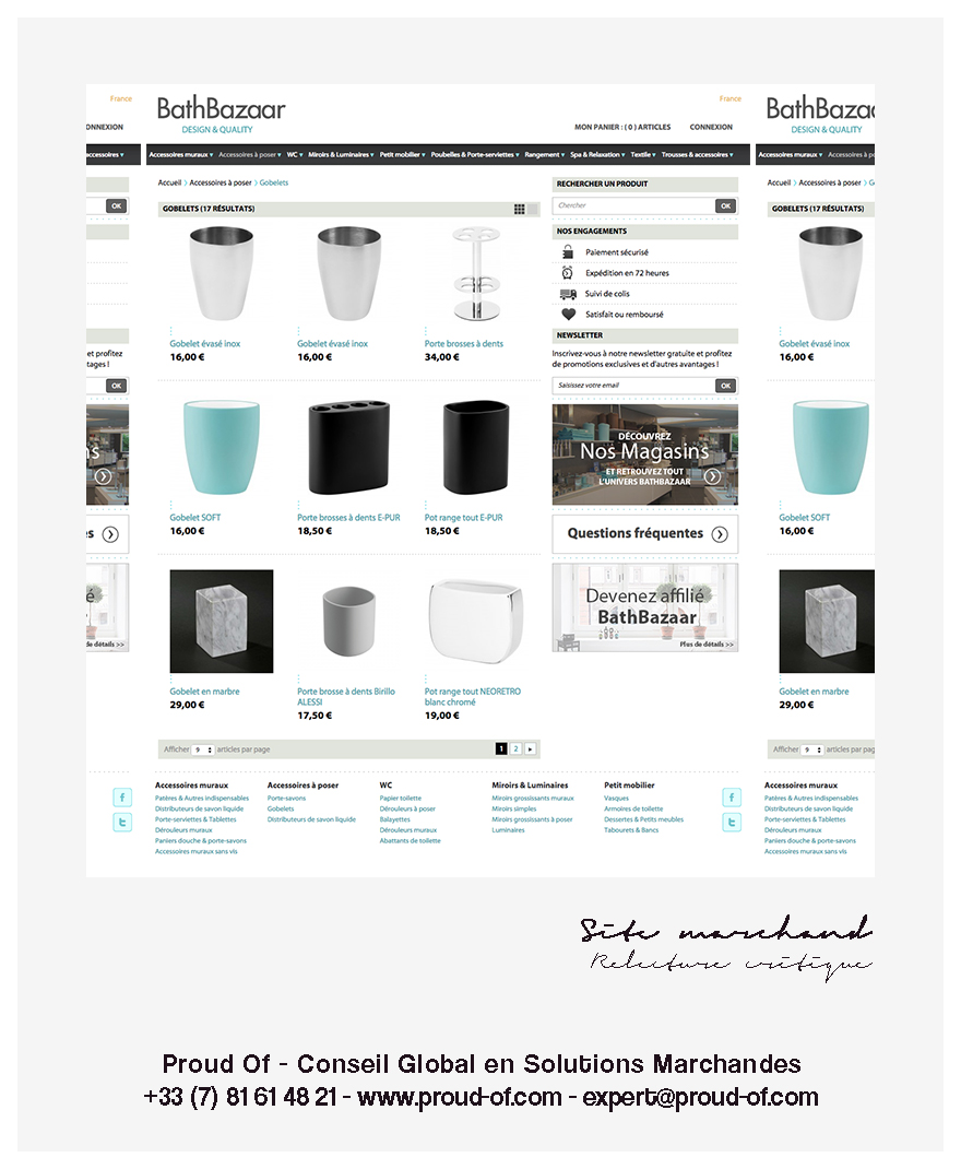 Proud Of - Catherine Galice - e-Portfolio - Bath Bazaar