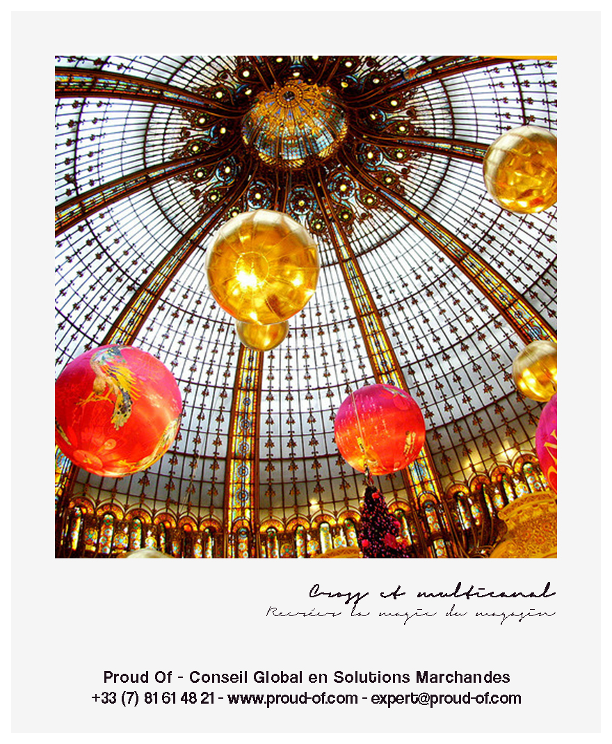 Proud Of - Catherine Galice - e-Portfolio - Galeries Lafayette