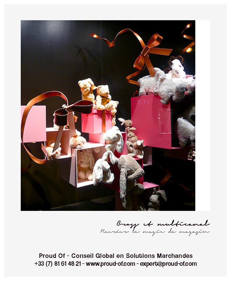 Proud Of - Catherine Galice - e-Portfolio - Galeries Lafayette