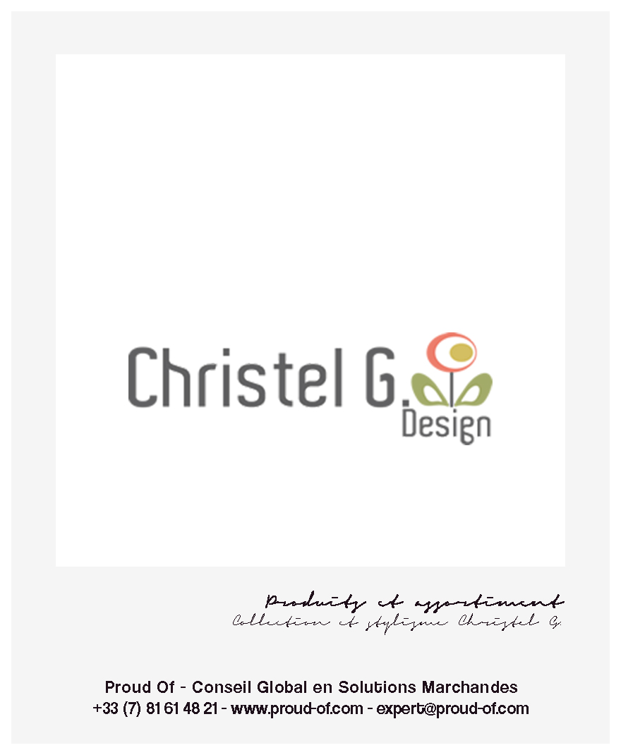Proud Of - Catherine Galice - e-Portfolio - Christel G