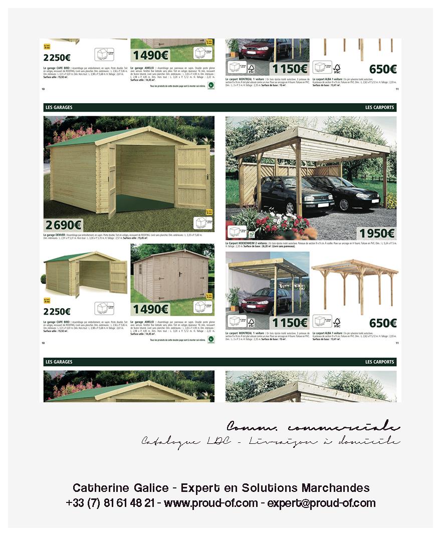 Proud Of - Catherine Galice - e-Portfolio - Jardiland Communication Commerciale