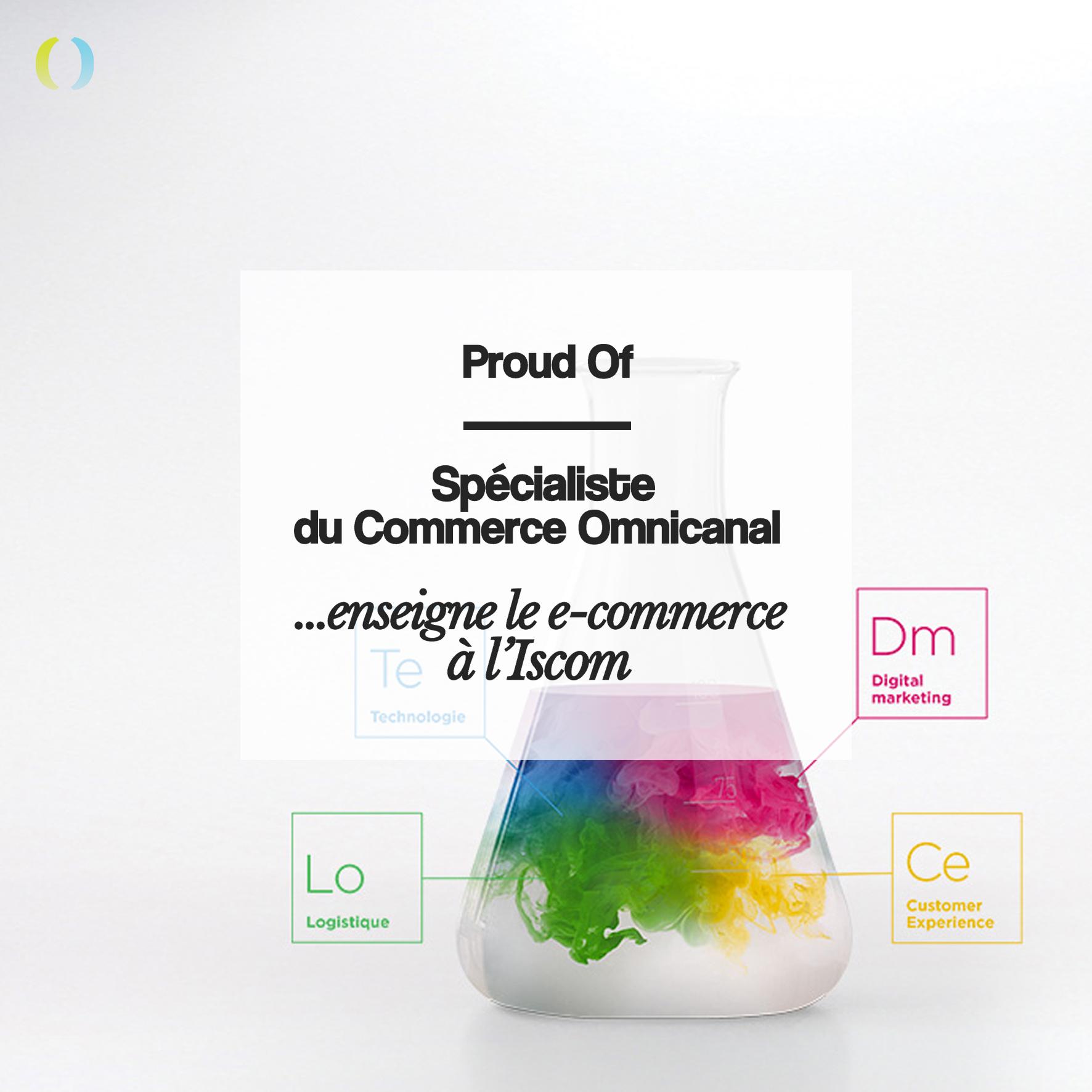Proud Of - Catherine Galice - Home - Proud Of, spécialiste d commerce omnicanal enseigne le e-commerce à l