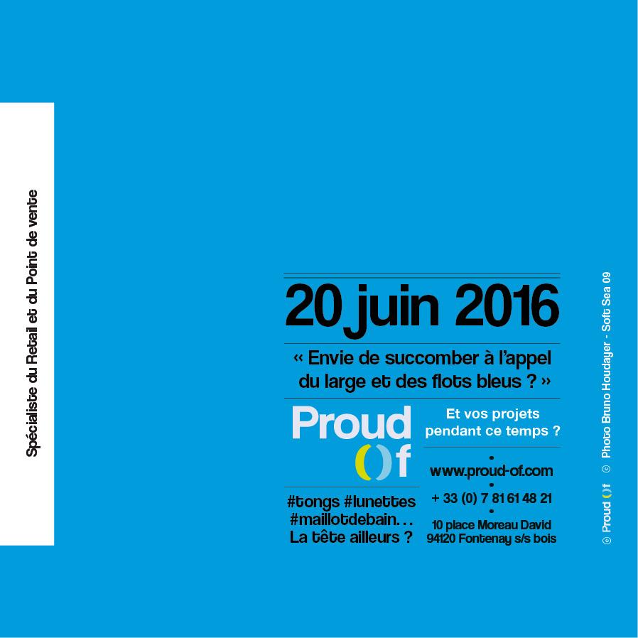 Proud Of - Catherine Galice - Eté 2016 - © Proud Of