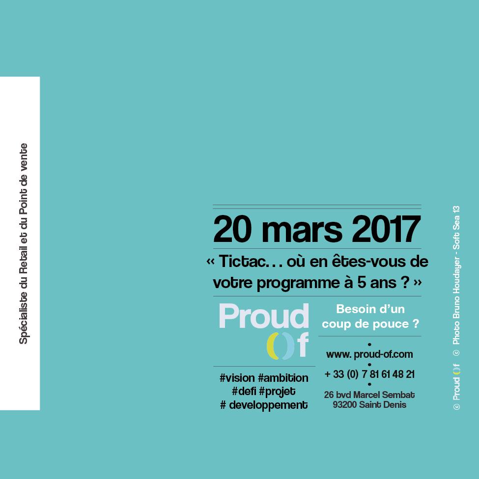 Proud Of - Catherine Galice - Blog - Tictac… où en êtes-vous de votre programme à 5 ans ? - Printemps 2017 - © Proud Of - Photo © Bruno Houdayer Soft Sea #13 - 2